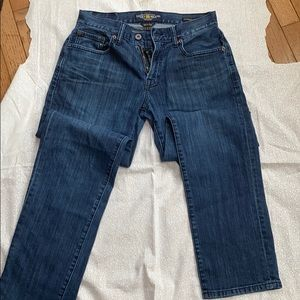 Lucky Brand Men's 221 Original Straight Jean 30x32